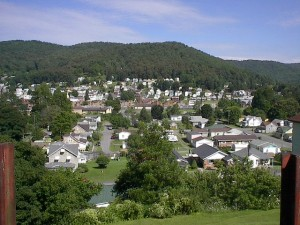 Richwood Skyline